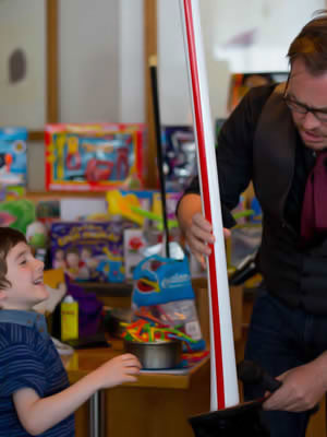 dublin kids magician for hire